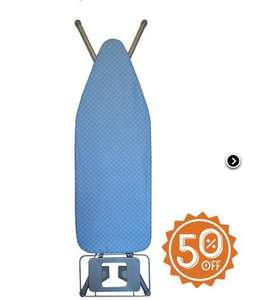 Ironing Board (Luxury) @ Duvet & Pillow Warehouse £34.45 inc P&P in Sale + poss -6% Quidco