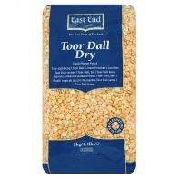 2 packets of 2kgs of toor dal and other lentils for £6 @ Asda