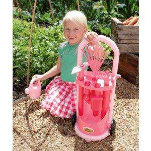 ELC Kids Gardening Trolley Set ( pink or blue ) now half price @ £7 del @ Amazon also inc in the 3 for 2 offer ( sold by elc & fulfilled by amazon )