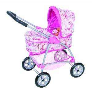Zapf Creation Baby born 3 in 1 Pram - rrp £51.99 - now £24.37 @ Amazon