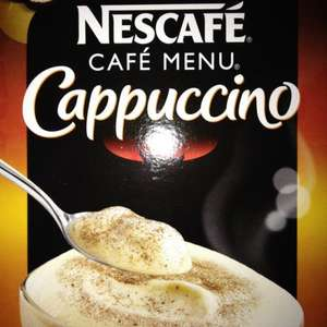 Nescafé Cappuccino for £2.00 @ Co-op