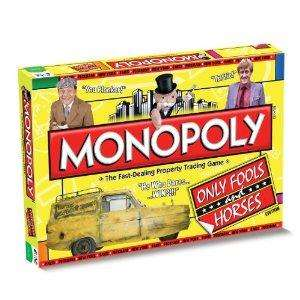 Only Fools and Horses Monopoly £17.99 delivered sold by Fun Collectables @ Amazon