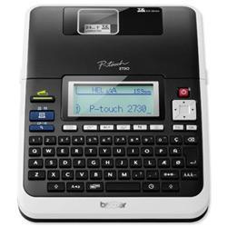 Brother PT-2730VP Tape Labeller £76.99 then £50 Cashback @ Leo Office Supplies