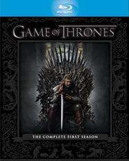 Game of Thrones - Series 1 Blu Ray £ 26.99 @ Tesco Entertainment (using code) - or £ 21.99 with a bit of extra work