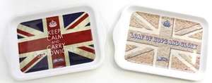 Kingsmill trays reduced to 2p at ASDA. No need to buy the bread.