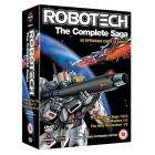 Robotech - Complete Saga Box Set (3 Seasons - 14 Discs)