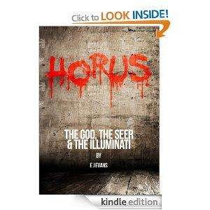 Controversial Illuminati Novel for Kindle - Free Amazon Download until 17th June