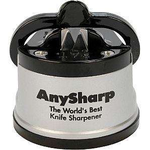 AnySharp Knife Sharpener, £7.00, Click + Collect @ Asda Direct