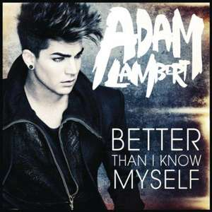 Adam Lambert Better than I know myself free MP3 download @ Amazon