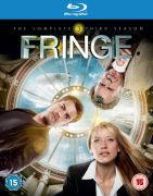 Fringe seasons 1, 2 and 3 Blu-rays £9.95 each @ TheHut.com