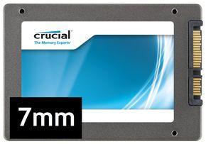 Crucial 512GB M4 SSD Slim (7mm) £280.84 @ Ebuyer using 10% code