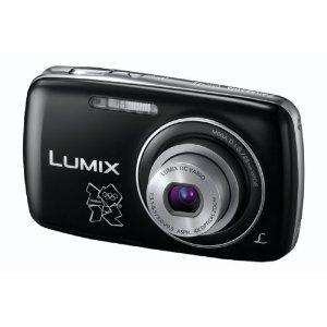 Panasonic Lumix DMC-S3EB-KA 14.1MP 720p HD Video compact Digital Camera Olympic Version - Black  £44.99 @ Sold by Amazon