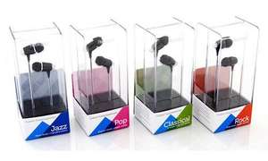 Radiopaq Custom Tuned In-Ear Monitors (RRP £59.99) £9.98 delivered! Sold by eHome, Fulfilled by Amazon.