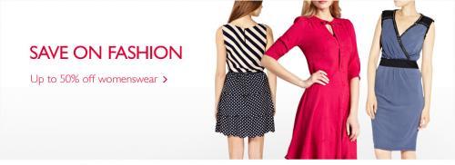 John Lewis - Up To 50% Off Ladies Fashion