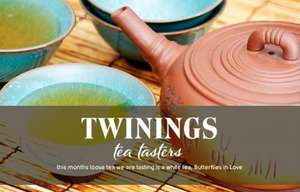 Twinings Tea - Free Samples!