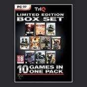 THQ  10 Games In One Boxset (PC) for £14.86 @ Shopto [Metro 2033,Red Faction Guerilla,Company Of Heroes,Company Of Heroes Opposing Fronts,Saints Row 2,Darksiders,Dawn Of War 2,Dawn Of War Chaos Rising,Supreme Commander,Frontlines Fuel of war]