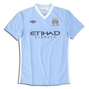 Umbro Manchester City 11/12 Home Junior Shirt @ £9.99 Match Magazine