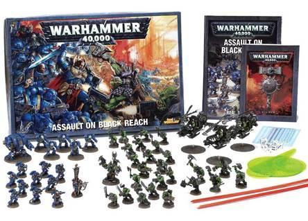 Warhammer 40,000 Assault on Black Reach £62.50 @ Games Workshop