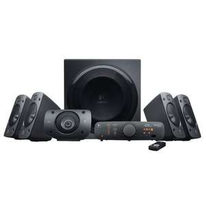 Logitech Z906 5.1 Surround sound speakers £229.99 @ Amazon