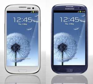 Samsung Galaxy S III, 300mins/Unltd txt and 750mb data + 2 years insurance for £26pm/24mth + £50 phone @ Tesco