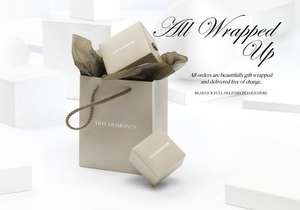 Hot Diamonds - Free £5 off for new members + 10% off for everyone + free gift wrap & P+P AND 15% Quidco!
