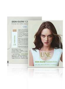Free Sample UNE Beauty Skin-Glow Foundation (60k)