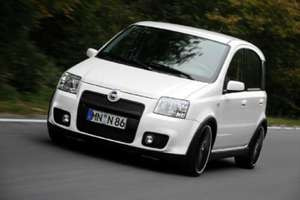 New Fiat Panda Active / MyLife (12reg / old shape) offers £6645