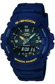 Casio G Shock G-100-2BVMUR - The Watch Hut £37.50