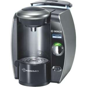 Bosch Tassimo T65, Titanium, Only £89.89 @ Amazon AND Dixons