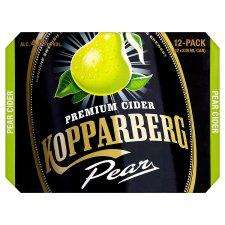 12 x 330ml Cans Kopparberg Pear cider 7.50 Instore and online at Tesco!