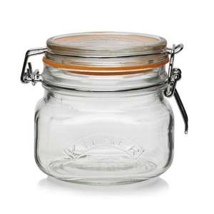 Kilner Ravenhead Jars 0.5l Reduced from £2.25 to 25p each @ Wilkinsons Instore