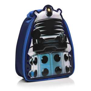 Doctor Who Dalek Lunchbag £5 R&C @ Wilkinsons