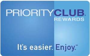 Possible 2,000 Free Holiday Inn Priority Club Points