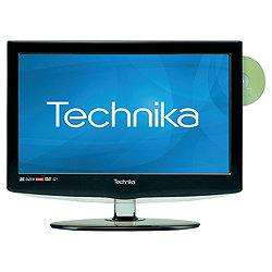 "Technika - 19"" TV/DVD combi £70 with voucher code @ Tesco"