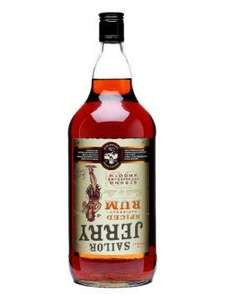 Sailor Jerry Original Recipe(!) Rum - 1.5l Bar Bottle at The Whisky Exchange - £94.90 delivered