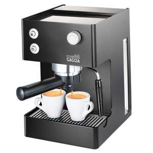 GAGGIA Espresso Cubika Plus RI8151/60 (Refurb) @ Ebay (netelectrics) £69.99 delivered