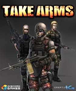 Take Arms Bot War for PC *FREE* BOTS-ONLY RELEASE!