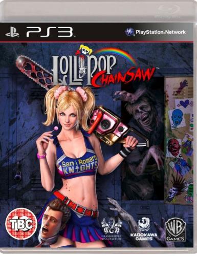 Lollipop Chainsaw (PS3 & 360) - £24.85 @ shopto.net
