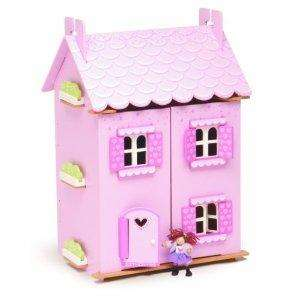 Le Toy Van My First Wooden Dreamhouse half price now £47.69 del @ Amazon