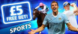 Free £5 bet at Coral - no deposit needed