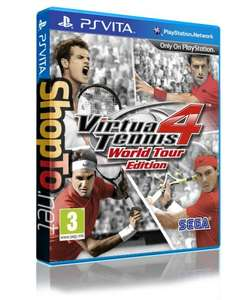 Virtua Tennis 4 - PS Vita  for £15.85 @ shopto.net