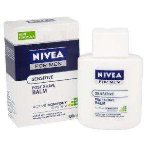 Nivea For Men After Shave Soothing Balm 100ml sold by Amazon.co.uk - £3