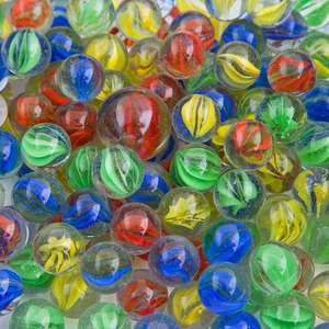 150+1 Marbles in Poundland for a quid.