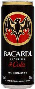 Bacardi and coke 330ml cans just £1 at Sainsburys, plus Smirnoff and coke multi packs half price £4.83
