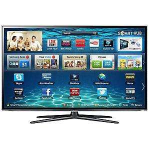 Samsung UE37ES6300 LED HD 1080p 3D Smart TV, 37 Inch with Freeview/Freesat HD - £599.95 - John Lewis