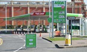 Asda cutting fuel prices again from tomorrow! Unleaded 127.7p per litre and diesel 132.7p