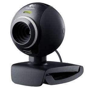 Logitech C300 Webcam £34.99 to £5.99 Back in Stock @ WH Smith