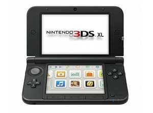 Nintendo 3DS XL Red/Blue/Silver Pre-order £152.97 with free delivery @ Tesco Entertainment