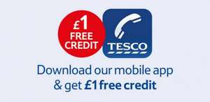 free £1 calling credit with tesco international card android