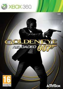 Goldeneye 007: Reloaded (Xbox 360) New & Unsealed @ The Game Collection - £10.95